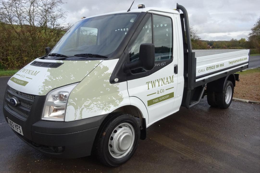 Twynam livery